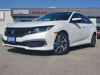 Used 2019 Honda Civic Sedan SUNROOF | REMOTE START | ALLOYS for sale in Listowel, ON