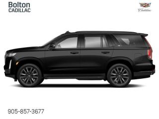 New 2021 Cadillac Escalade Sport Platinum - Leather Seats - $869 B/W for sale in Bolton, ON