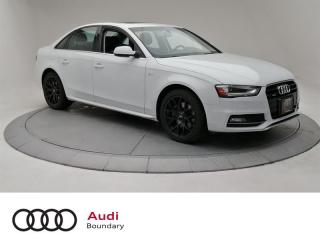 Used 2015 Audi A4 2.0T Progressiv plus qtro 8sp Tip for sale in Burnaby, BC