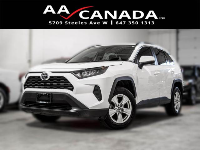2019 Toyota RAV4 CLEAN CARFAX| ACCIDENT FREE|BACK UP CAM|AWD