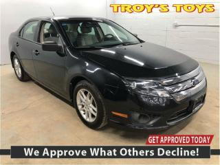 Used 2012 Ford Fusion S for sale in Guelph, ON