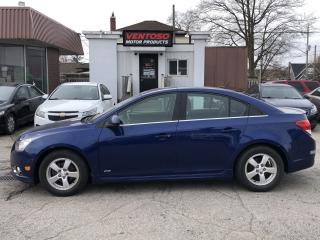 Used 2012 Chevrolet Cruze LT Turbo+ w/1SB for sale in Cambridge, ON