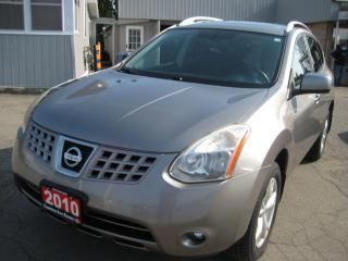 Used 2010 Nissan Rogue S for sale in Cambridge, ON