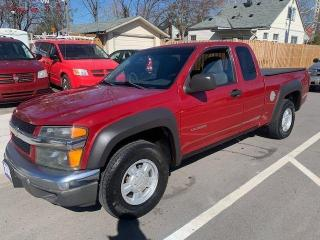 Used 2004 Chevrolet Colorado LT for sale in Hamilton, ON