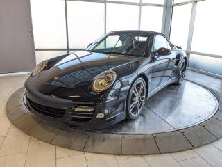 Used 2010 Porsche 911 Turbo Cabriolet | AWD | Sport Seats | Torque Vector | ParkAssist for sale in Edmonton, AB