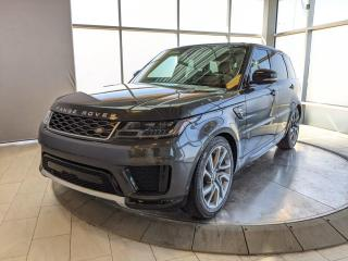 Used 2018 Land Rover Range Rover SPORT HSE for sale in Edmonton, AB