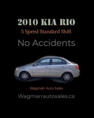Used 2010 Kia Rio for sale in Kingston, ON