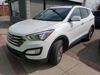 Used 2015 Hyundai Santa Fe Sport Premium*AWD*HEATED STEERING WHEEL/SEATS*BLUETOOTH* for sale in Hamilton, ON