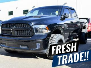 Used 2019 RAM 1500 Classic SLT for sale in Red Deer, AB