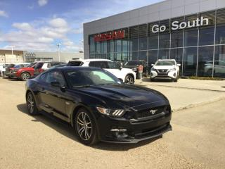Used 2016 Ford Mustang GT PREMIUM, 5.0L, COUPE for sale in Edmonton, AB