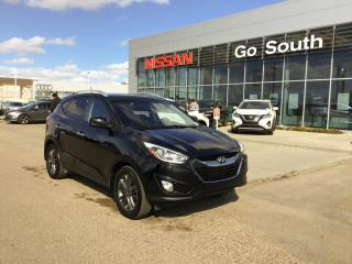 Used 2014 Hyundai Tucson GLS, AWD, SUNROOF for sale in Edmonton, AB