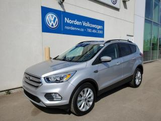Used 2019 Ford Escape SEL AWD - HTD LEATHER SEATS / BACKUP CAM / FORD SYNC for sale in Edmonton, AB