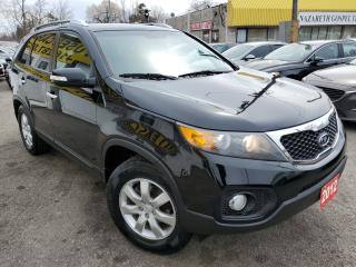 Used 2012 Kia Sorento LX/AUTO/LOADED/BLUETOOTH/FOGLIGHTS/ALLOYS for sale in Scarborough, ON