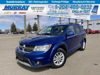 Used 2015 Dodge Journey *Remote Start* AC* Cruise* PW Windows/Doors* for sale in Brandon, MB