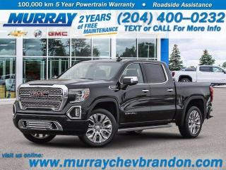 New 2021 GMC Sierra 1500 Denali for sale in Brandon, MB