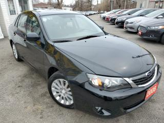Used 2008 Subaru Impreza 2.5i/AWD/AUTO/POWER GROUP/ALLOYS for sale in Scarborough, ON