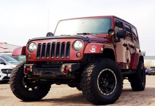Used 2007 Jeep Wrangler Sahara for sale in Oakville, ON