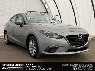 Used 2016 Mazda MAZDA3 GS SUNROOF, HEATED SEATS, PUSH START IGNITION for sale in Ottawa, ON