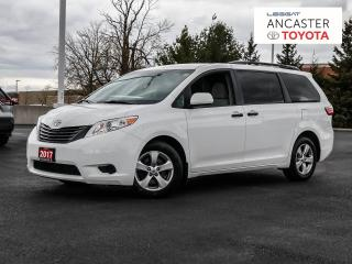 Used 2017 Toyota Sienna 7-Passenger for sale in Ancaster, ON