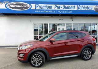 Used 2020 Hyundai Tucson AWD *Local One Owner Sunroof, Leather,Heated Seat* for sale in Langley, BC