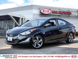 Used 2015 Hyundai Elantra GLS for sale in Burlington, ON
