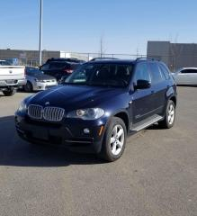 Used 2009 BMW X5 35d | $0 DOWN - EVERYONE APPROVED! for sale in Calgary, AB