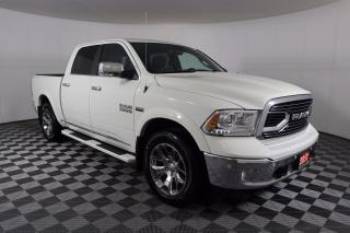 Used 2017 RAM 1500 Longhorn NAVI | LEATHER | SUNROOF | VENTILATED SEATS for sale in Huntsville, ON