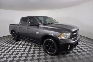 Used 2018 RAM 1500 SLT 4X4 | CREW CAB | 5.7L V8 | TONNEAU | BUCKET SEATS for sale in Huntsville, ON