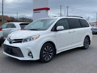 Used 2019 Toyota Sienna XLE 7-Passenger LIMITED AWD! for sale in Cobourg, ON