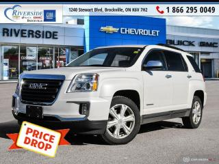 Used 2016 GMC Terrain SLE-2 for sale in Brockville, ON