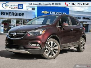Used 2018 Buick Encore Essence for sale in Brockville, ON