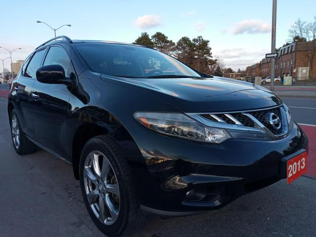 2013 Nissan Murano Platinum-AWD-NAVI-BK UP CAM-SUNROOF-LEATHER-ALLOYS