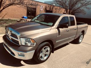 Used 2010 Dodge Ram 1500 SLT Luxury Package for sale in Mississauga, ON