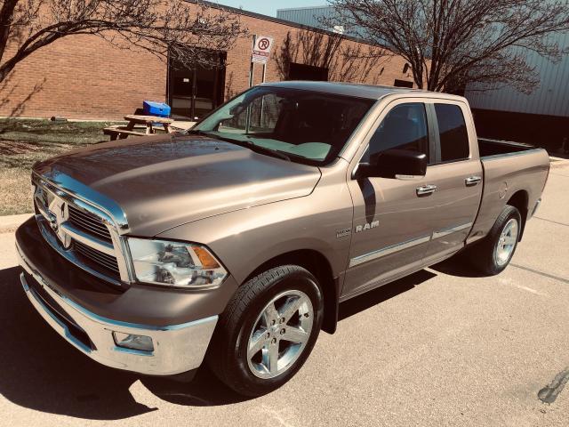 2010 Dodge Ram 1500 SLT Luxury Package