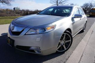 Used 2009 Acura TL 1 OWNER / NO ACCIDENTS / SH-AWD TECH / STUNNING for sale in Etobicoke, ON