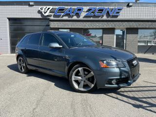 Used 2013 Audi A3 Progressive S-line for sale in Calgary, AB