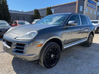 Used 2008 Porsche Cayenne LOADED LEATHER for sale in Winnipeg, MB