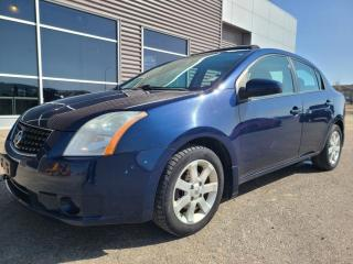 Used 2009 Nissan Sentra 2.0 SL for sale in Pincher Creek, AB
