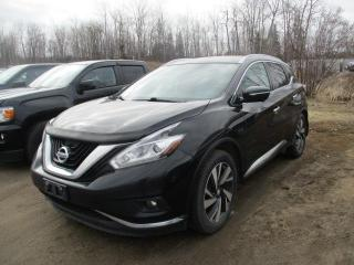Used 2015 Nissan Murano Platinum for sale in North Bay, ON