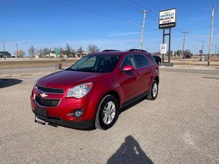 Used 2015 Chevrolet Equinox LT for sale in Beausejour, MB
