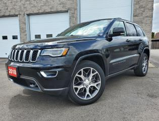 Used 2018 Jeep Grand Cherokee Limited for sale in Sarnia, ON