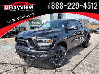 New 2021 RAM 1500 Rebel for sale in Sarnia, ON