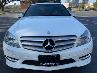 Used 2011 Mercedes-Benz C-Class C 300  NAVIGATION REAR CAM for sale in Concord, ON