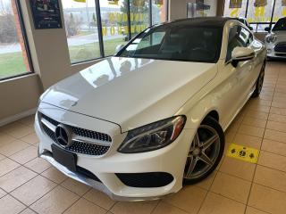 Used 2017 Mercedes-Benz C-Class C 300 AMG PKG 37000 KMS LIKE BRAND NEW for sale in Concord, ON
