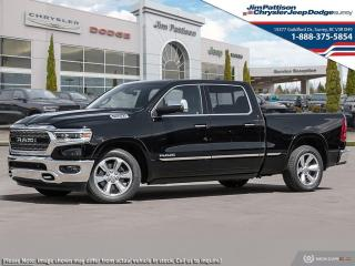 New 2021 RAM 1500 Limited for sale in Surrey, BC