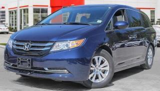 Used 2016 Honda Odyssey EX-L W/DVD|Winter Wheels|Htd Lthr|Pwr Tailgate|Loa for sale in Brandon, MB