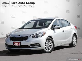 Used 2014 Kia Forte LX + SPECIAL EDITION | HEATED REAR SEATS for sale in Richmond Hill, ON