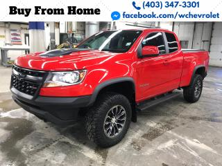 Used 2019 Chevrolet Colorado ZR2 for sale in Red Deer, AB