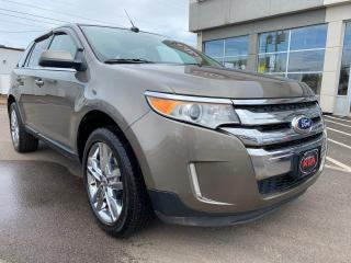 Used 2013 Ford Edge Limited for sale in Summerside, PE