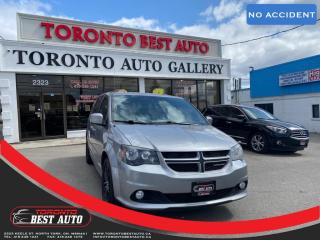 Used 2015 Dodge Grand Caravan R/T NO ACCIDENT! LEATHER! REMOTE START! AUTO DOORS! for sale in Toronto, ON